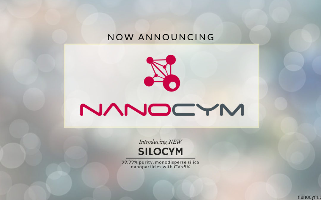 Press Release: NanoCym has officially launched!